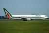 Alitalia (1st) (Linee Aeree Italiane) Boeing 767-31B ER EI-CRF (msn 25170) YYZ (TMK Photography). Image: 900815.