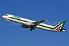 Alitalia (3rd) (Societa Aerea Italiana) Airbus A321-112 I-BIXZ (msn 848) LHR (SPA). Image: 924542.