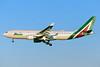 Alitalia (3rd) (Societa Aerea Italiana) Airbus A330-202 EI-DIP (msn 339) FCO (Stefan Sjogren). Image: 938463.