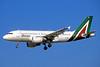 Alitalia (3rd) (Societa Aerea Italiana) Airbus A319-112 EI-IMC (msn 2057) FCO (Jacques Guillem). Image: 938739.
