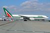 Alitalia (3rd) (Societa Aerea Italiana) Boeing 777-243 ER EI-ISB (msn 32859) LAX. Image: 935011.