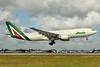 Alitalia (3rd) (Societa Aerea Italiana) Airbus A330-202 EI-EJG (msn 1123) MIA (Ken Petersen). Image: 936546.