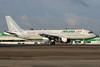 Alitalia (2nd) (Compagnie Aerea Italiana) Airbus A320-216 EI-DSA (msn 2869) (Muoviamo Chi Muove L'Italia) LHR (SPA). Image: 940305.