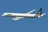 Alitalia (1st) (Linee Aeree Italiane) Airbus A321-112 I-BIXV (msn 819) BCN (Sebastian Fernandez). Image: 902255.