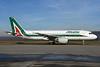 Alitalia (3rd) (Societa Aerea Italiana) Airbus A320-216 EI-DSB (msn 2932) ZRH (Rolf Wallner). Image: 936033.