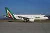 Alitalia (3rd) (Societa Aerea Italiana) Airbus A319-112 EI-IML (msn 2127) ZRH (Rolf Wallner). Image: 935812.