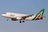 Alitalia (3rd) (Societa Aerea Italiana) Airbus A319-112 EI-IMC (msn 2057) FCO (Stefan Sjogren). Image: 938740.