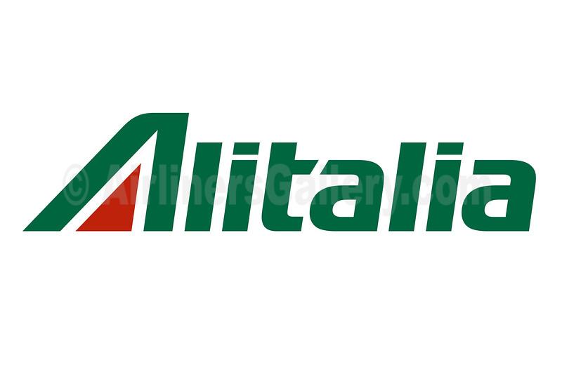 1. Alitalia logo