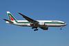 Alitalia (1st) (Linee Aeree Italiane) Boeing 777-243 ER I-DISA (msn 32855) MIA (Bruce Drum). Image: 100517.