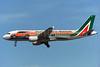 Alitalia (3rd) (Societa Aerea Italiana) Airbus A320-216 EI-DSW (msn 3609) (Jeep Renegade) FRA (Greenwing). Image: 929144.