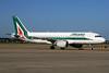Alitalia (3rd) (Societa Aerea Italiana) Airbus A320-216 EI-DSB (msn 2932) LHR. Image: 935012.
