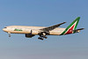 Alitalia (3rd) (Societa Aerea Italiana) Boeing 777-243 ER I-DISU (msn 32858) FCO (Stefan Sjogren). Image: 938454.
