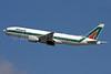 Alitalia (1st) (Linee Aeree Italiane) Boeing 777-243 ER I-DISE (msn 32856) MXP (Jens Polster). Image: 901325.