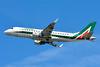 Alitalia CityLiner Embraer ERJ 170-200STD (ERJ 175)  EI-RDA (msn 17000330) ZRH (Paul Bannwarth). Image: 929108.