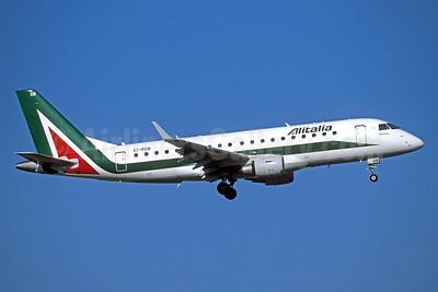 Alitalia CityLiner Embraer ERJ 170-200STD (ERJ 175)  EI-RDB (msn 17000331) FCO (Jacques Guillem). Image: 942233.