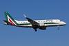Alitalia CityLiner Embraer ERJ 170-200STD (ERJ 175) EI-RDK (msn 17000343) ZRH (Paul Bannwarth). Image: 925888.