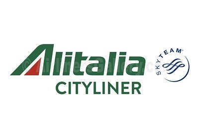 1. Alitalia CityLiner logo