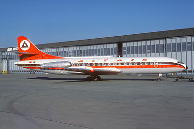 Altair Linee Aeree (Italy) Sud Aviation SE.210 Caravelle 3 I-GISA (msn 21) ORY (Jacques Guillem). Image: 950811.