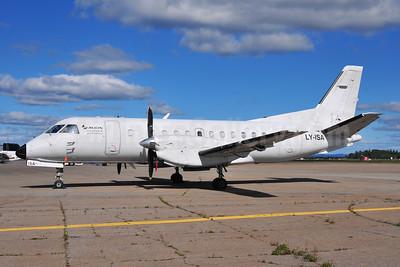 Avion Express (Italia) SAAB 340A LY-ISA (msn 056) OSL (Ton Jochems). Image: 954185.