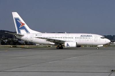 Azzurra Air Boeing 737-76N EI-CXE (msn 32737) ZRH (Marcel Walther - Bruce Drum Collection). Image: 951636.