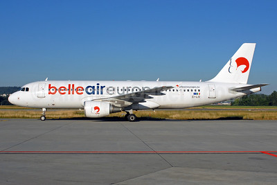 Airline Color Scheme - Introduced 2010 (Belle Air 2006)