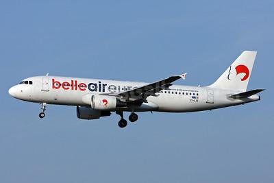Belle Air Europe Airbus A320-214 EI-LIS (msn 3492) ZRH (Andi Hiltl). Image: 911811.
