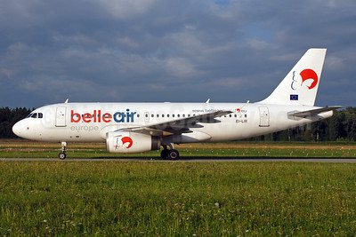 Belle Air Europe Airbus A319-132 EI-LIR (msn 2335) ZRH (Rolf Wallner). Image: 913298.