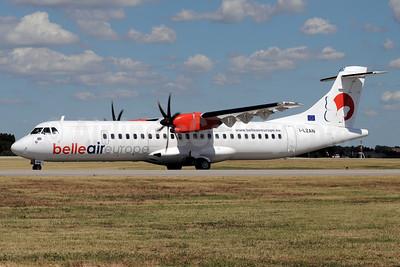 Belle Air Europe ATR 72-212A (ATR 72-500) I-LZAN (msn 908) BLQ (Marco Finelli). Image: 905293.