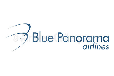 1. Blue Panorama Airlines logo