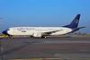 Blue Panorama Airlines-blu-express.com Boeing 737-4K5 EI-CUN (msn 27074) (10th Anniversary - 1998-2008) BLQ (Lucio Alfieri). Image: 901380.