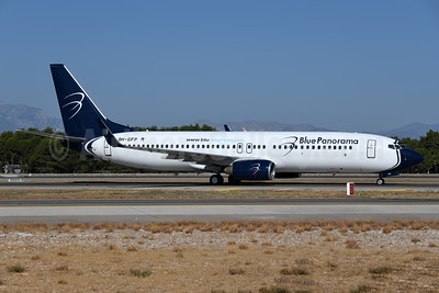 Blue Panorama Airlines Boeing 737-89L WL 9H-GFP (EI-GFP) (msn 29878) AYT (Ton Jochems). Image: 955122.