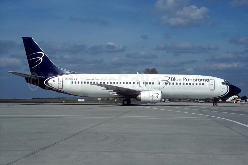 Blue Panorama Airlines-blu-express.com Boeing 737-4K5 EI-CUA (msn 24901) CDG (Christian Volpati). Image: 937180.