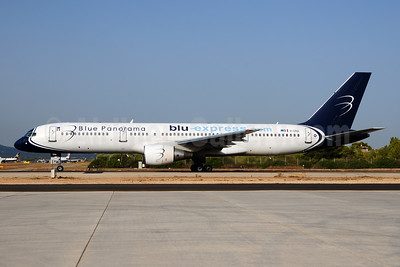 Blue Panorama Airlines - blu-express.com Boeing 757-231 EI-DNA (msn 28483) PMI (Ton Jochems). Image: 909209.