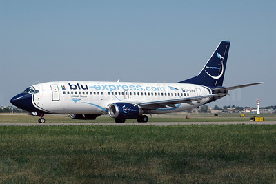 blu-express.com (Blue Panorama Airlines) Boeing 737-36Q EI-DXB (msn 29060) BLQ (Marco Finelli). Image: 903321.