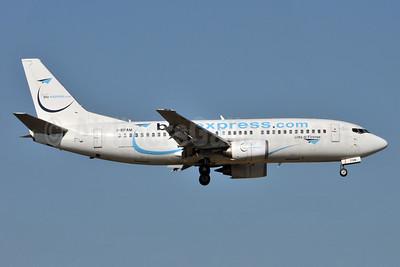 blu-express.com (Blue Panorama Airlines) Boeing 737-3Y0 I-BPAM (msn 24909) FCO (Karl Cornil). Image: 923451.