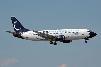blu-express.com (Blue Panorama Airlines) Boeing 737-36Q EI-DXB (msn 29060) BLQ (Marco Finelli). Image: 903320.