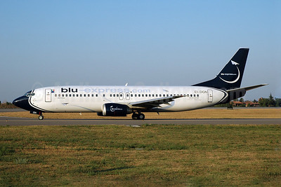 blu-express.com (Blue Panorama Airlines) Boeing 737-4C9 EI-DGN (msn 25429) BLQ (Marco Finelli). Image: 903323.