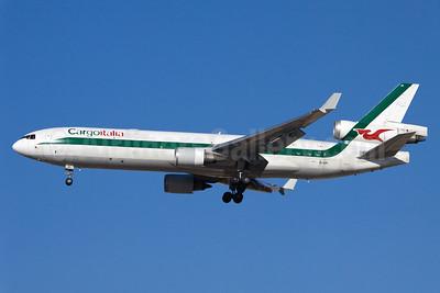Cargoitalia McDonnell Douglas MD-11F EI-UPI (msn 48428) DXB (Ole Simon). Image: 920269.