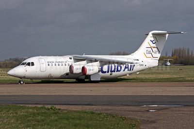 Club AIr BAe 146-200 I-TERV (msn E2014) SEN (Antony J. Best). Image: 902043.