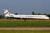 Eagle Airlines (Italy) Fokker F.28 Mk. 0100 F-GNLI (I-GIOA) (msn 11315) MST (Bjorn van der Velpen). Image: 905344.