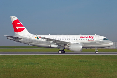Eurofly Airbus A319-115 (ACJ) D-AVWZ (I-ECJA) (msn 2440) XFW (Gerd Beilfuss). Image: 902749.