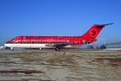Fortune Aviation McDonnell Douglas DC-9-15F I-TIAN (msn 47010) CDG (Christian Volpati). Image: 950777.