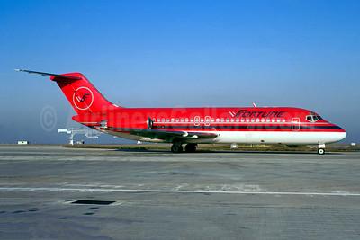 Fortune Aviation McDonnell Douglas DC-9-15F I-TIAN (msn 47010) CDG (Christian Volpati). Image: 950778.