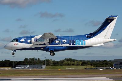 ItAli Airlines Dornier 328-300 (328JET) I-ACLH (msn 3152) FAB (Antony J. Best). Image: 902127.