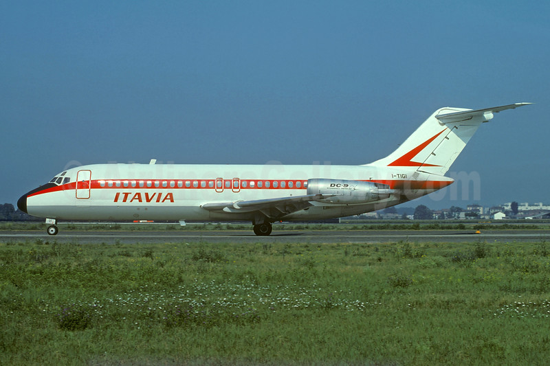 Crashed on June 27, 1980, bomb or a missile?