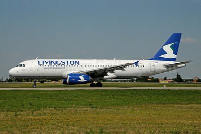 Livingston Compagnia Aerea (2nd) Airbus A320-232 EI-ERH (msn 2157) BLQ (Marco Finelli). Image: 908587.