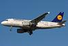 Lufthansa Italia Airbus A319-112 D-AKNG (msn 654) FRA (Ole Simon). Image: 903146.