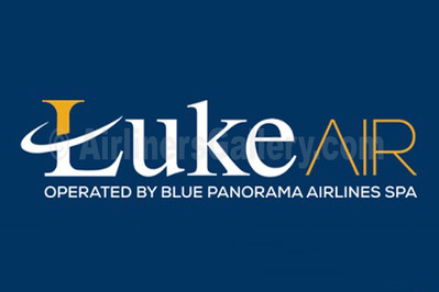 1. Luke Air logo