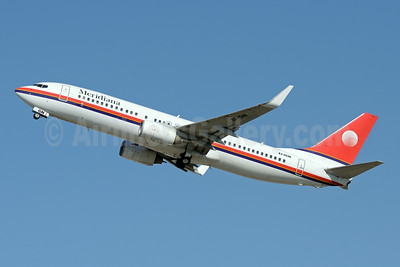 Meridiana Boeing 737-84P WL EI-IGN (msn 35074) DME (OSDU). Image: 924018.
