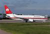 Meridiana Boeing 737-73V EI-IGT (msn 32421) LGW (Antony J. Best). Image: 925444.